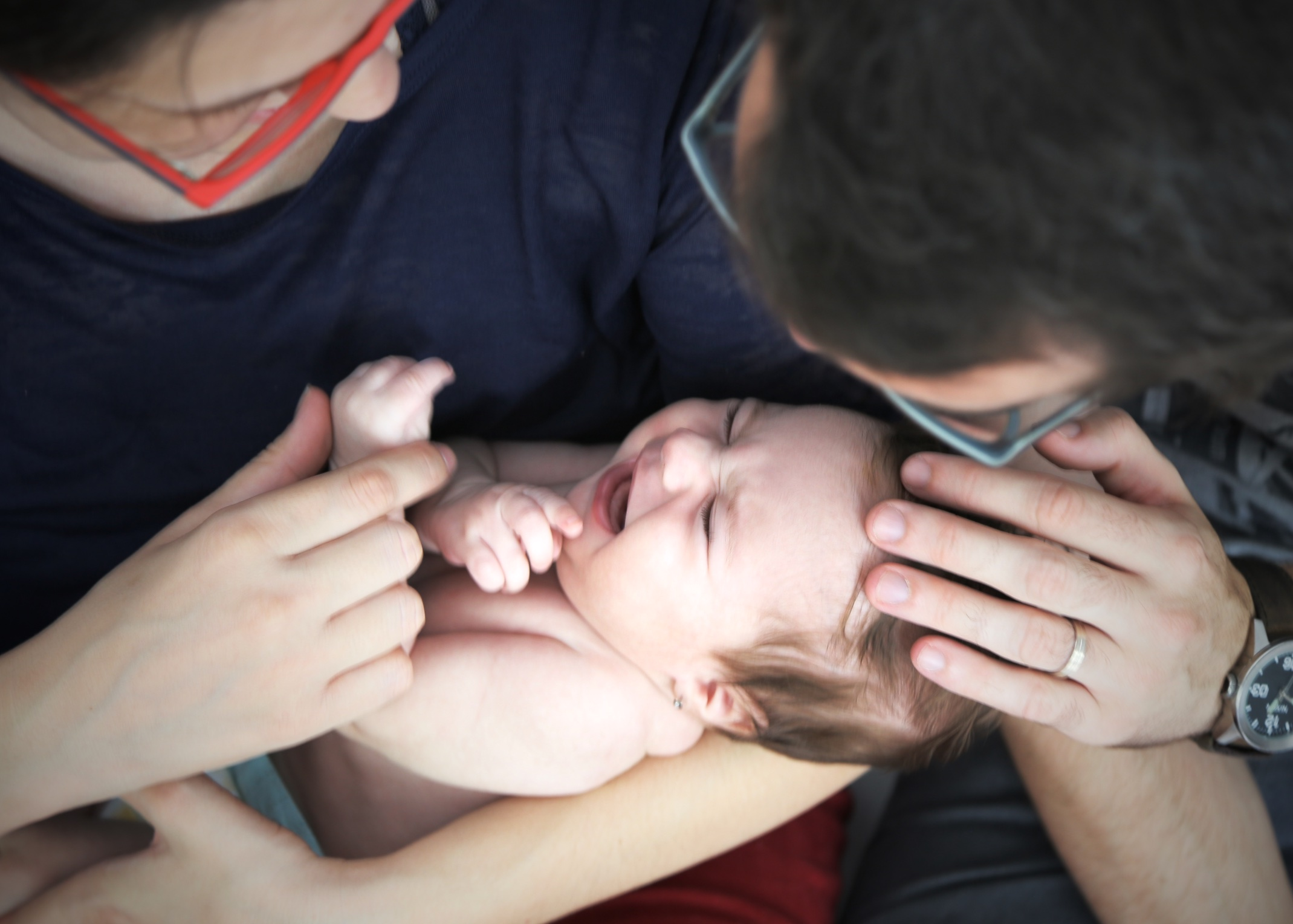 How to act if my baby has colic?