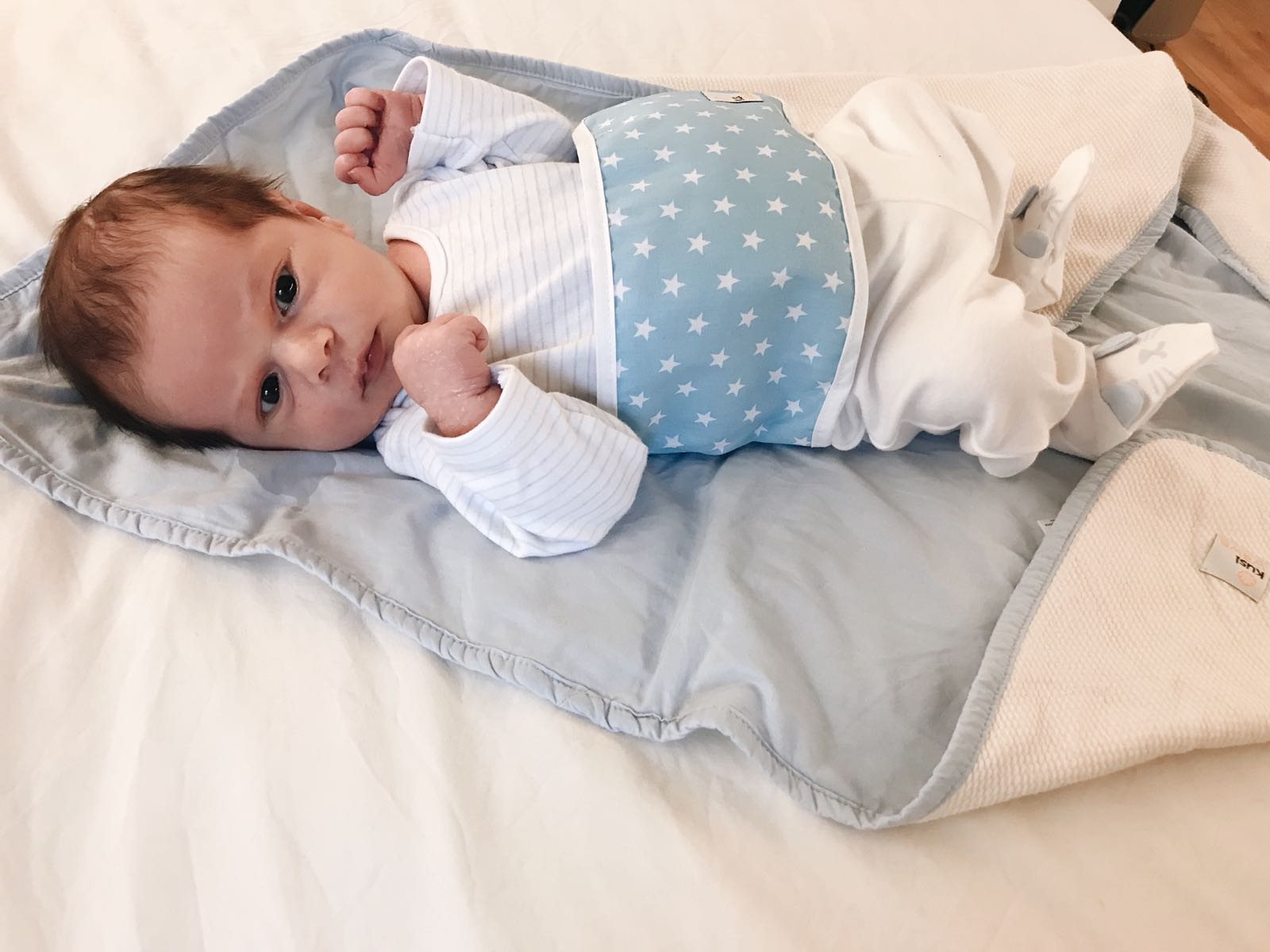 How much time does baby colic last?
