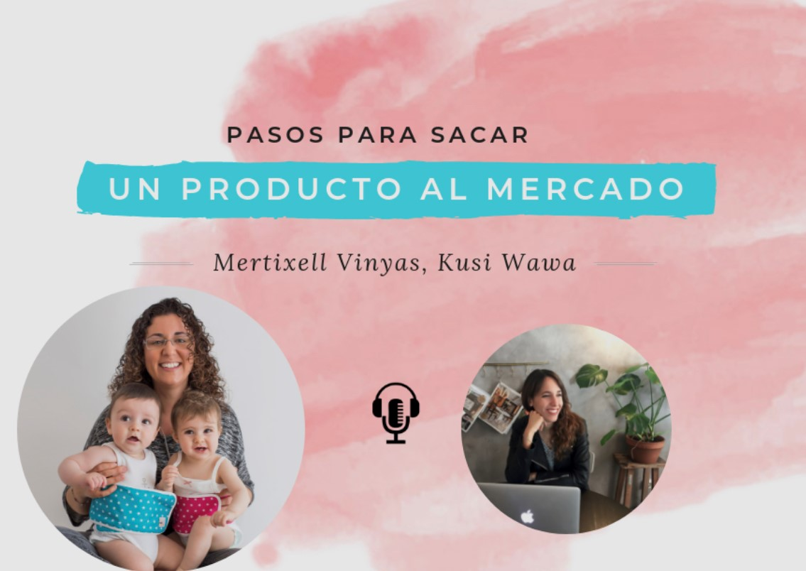 Kusi Wawa in Yo Emprendedora's podcast