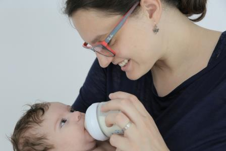 The best bottles to prevent baby colic