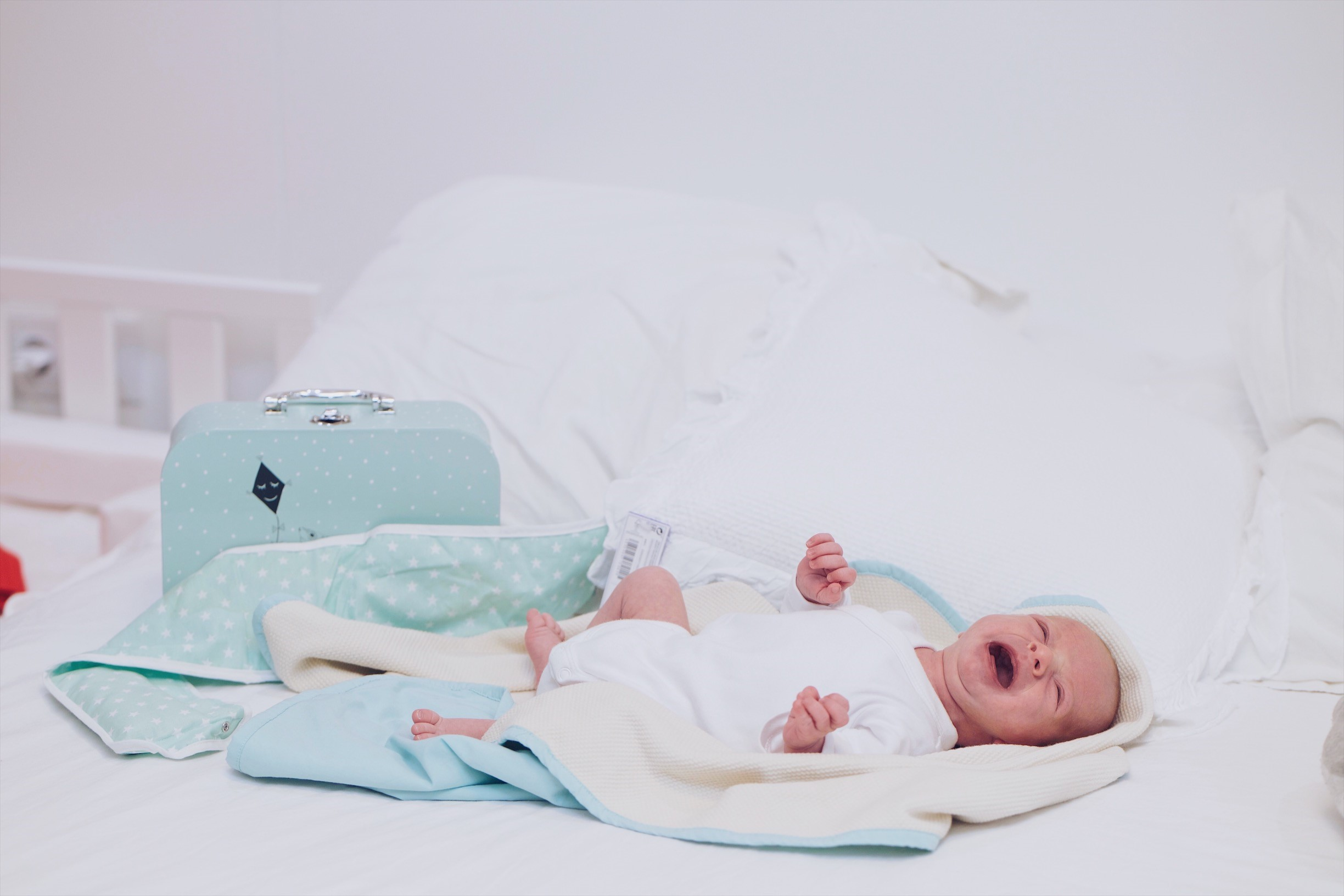 What do Pediatric Nurses recommend to relieve baby colic?