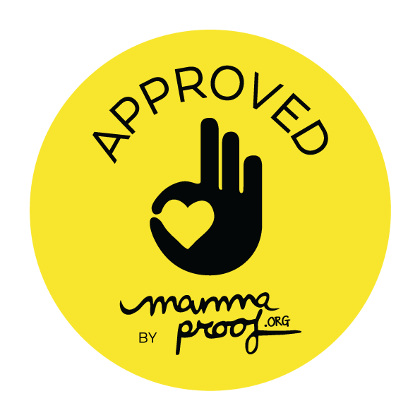 Sóm un producte Mammaproof approved